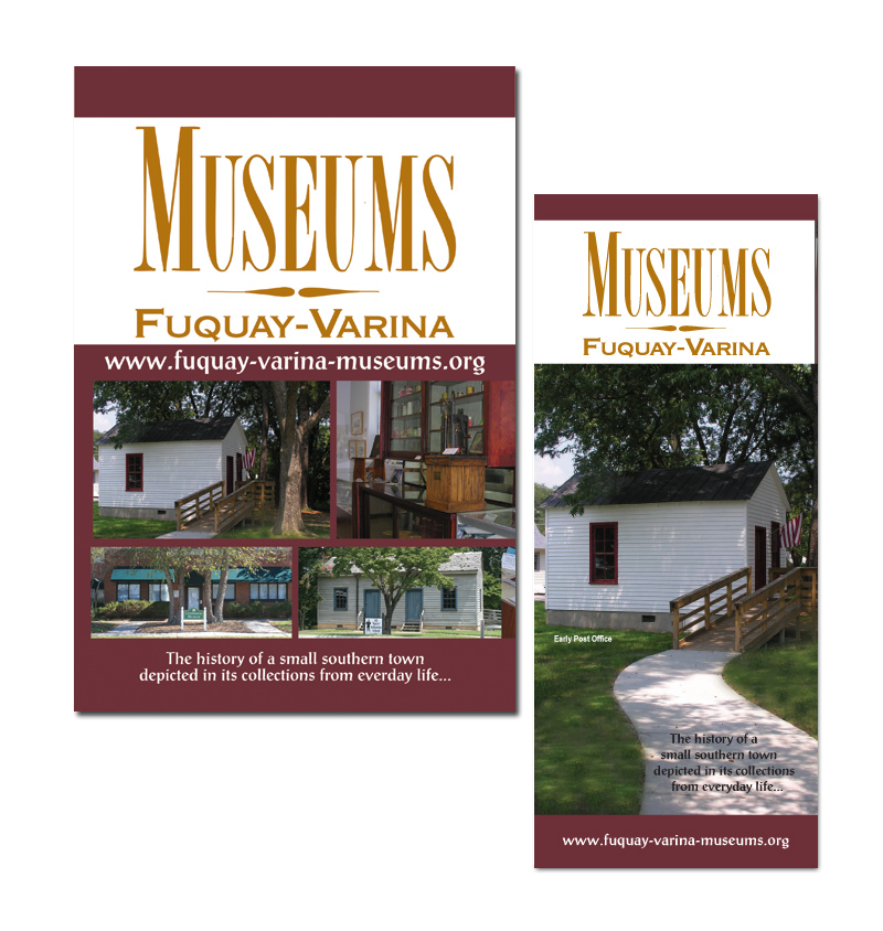 Museums Brochure